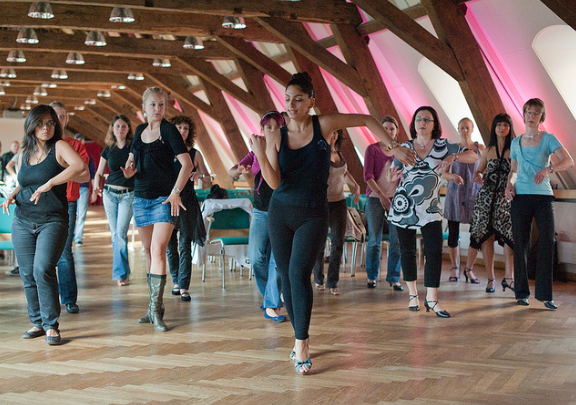 Workshop Musical Dansen Den Haag